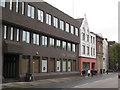 SJ6088 : Sankey Street and the Gateway, Warrington by Robin Stott