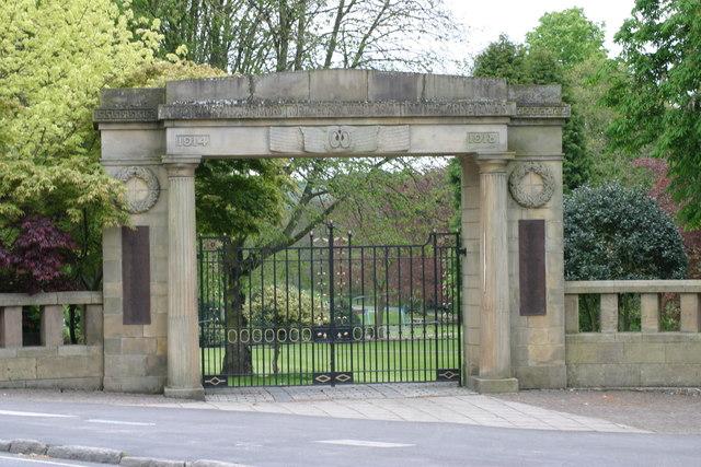 Ashbourne Memorial Gardens  (1)