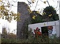 ST5872 : The old Gaol - what's left of it by Neil Owen