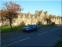 SO6301 : Grade II listed Cookson Terrace, Lydney by Jaggery