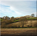 SD5896 : Farmland south of Grayrigg by Karl and Ali