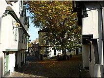 TG2308 : Elm Hill, Norwich by Ian S