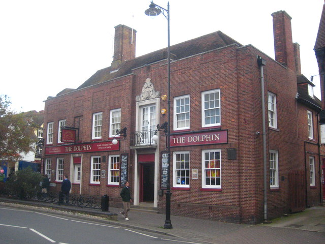 The Dolphin Inn Littlehampton