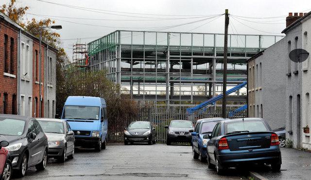 New train maintenance depot, Belfast (15)