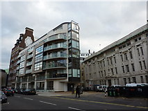 TQ2882 : 7 Allsop Place, Regent's Park by Peter Barr