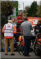 TQ3059 : London - Brighton Veteran Car Run 2011 by Peter Trimming