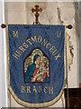 TQ6410 : Banner, All Saints' Church by Maigheach-gheal