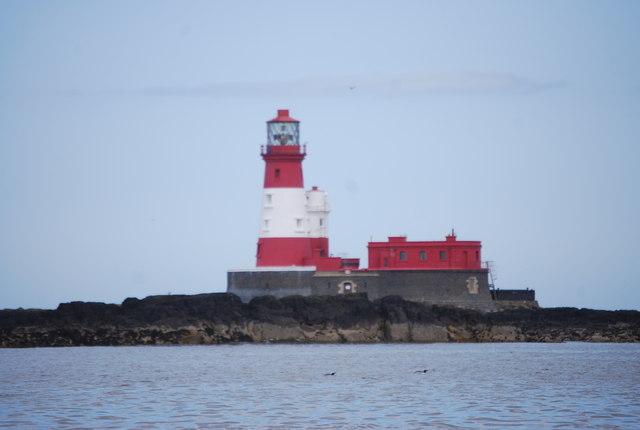 Lighthouse on Longstone