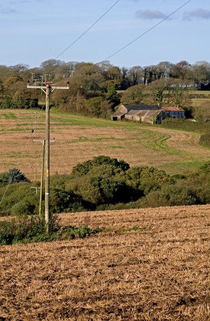 Lower Binnerton Farm