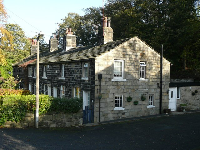 Scarbottom Cottages, Mytholmroyd