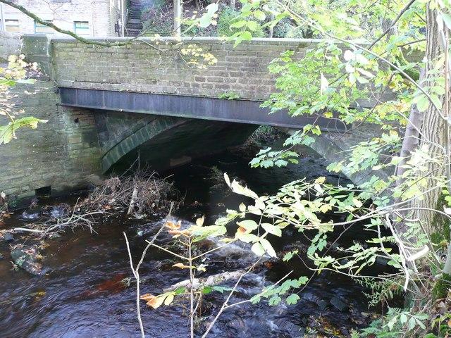 New Bridge, Mytholmroyd