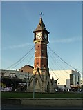 TF5663 : Skegness - The Clock Tower by Rob Farrow