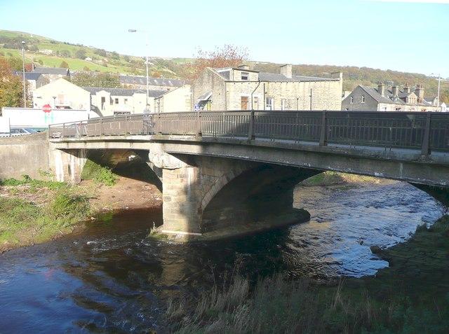 County Bridge, Mytholmroyd