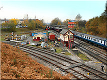 SD8010 : Bury South Junction by David Dixon