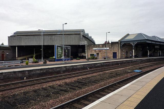 Perth railway station