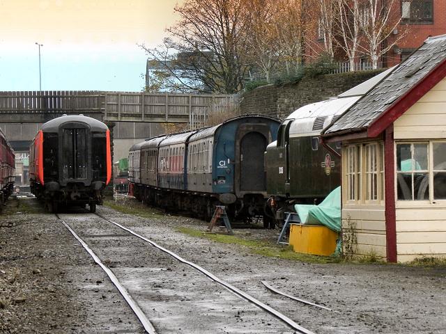 East Lancashire Railway, Buckley Wells