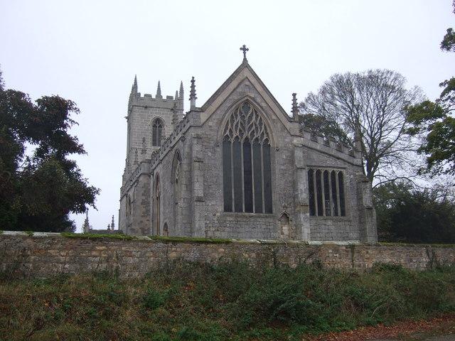 St. Bartholomew's Church,  Sutton-cum-Lound