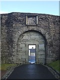 HU4741 : Fort Charlotte - Southern Gate by Rob Farrow