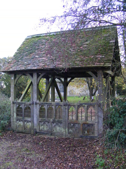 Lych Gate to St.Margaret Church