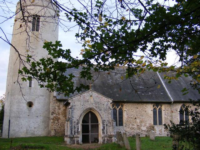 St.Margaret Church, Ilketshall St.Margaret