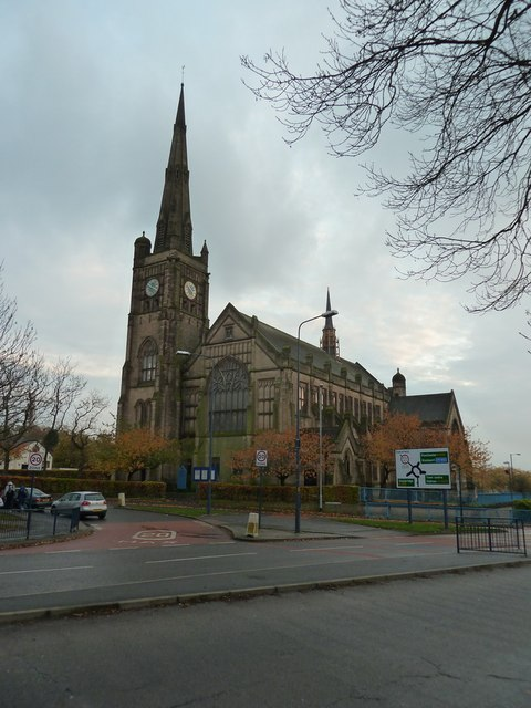 Albion United Reformed Church, Ashton-Under-Lyne