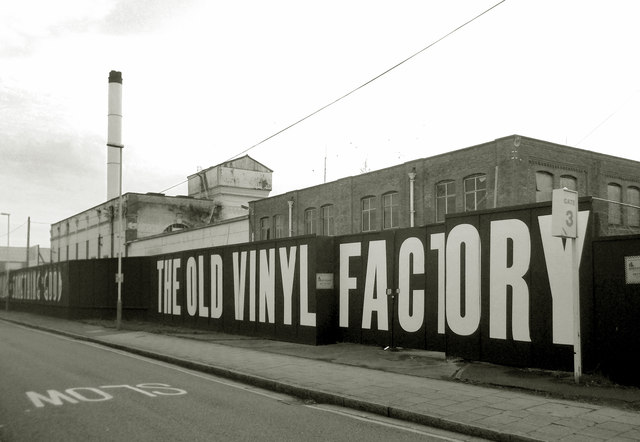 The Old Vinyl Factory