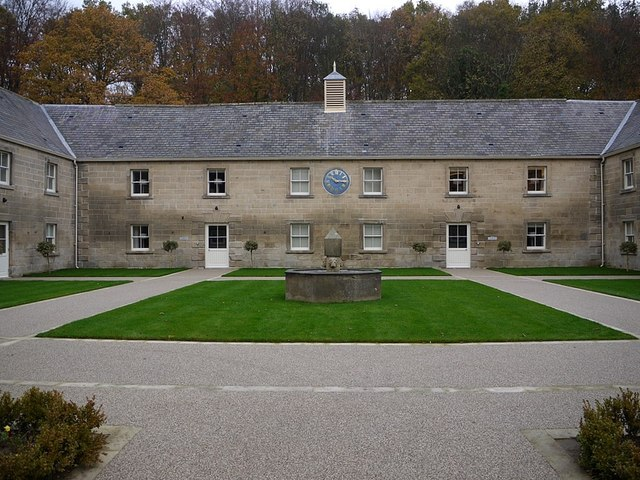 The Courtyard, Close House
