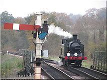 TQ4023 : Bluebell Railway: Sheffield Park by Gareth James