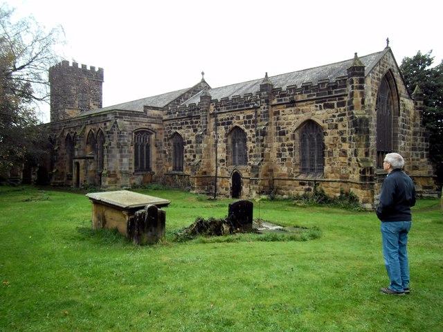 Guisborough Church