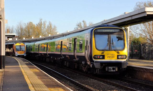 Irish Rail railcars, Belfast