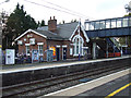TL1314 : Harpenden railway station by Thomas Nugent