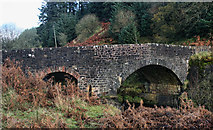 NY5083 : Kershope Bridge by Peter McDermott