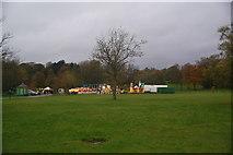 SD6911 : Funfare at Moss Bank Park by Bill Boaden