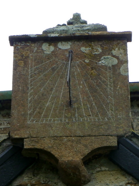 Sundial, The Church of St Thomas a Becket