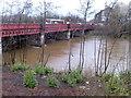 NS6162 : Dalmarnock bridge by bill
