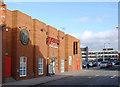SO9198 : Casino in Temple Street, Wolverhampton by Roger  Kidd