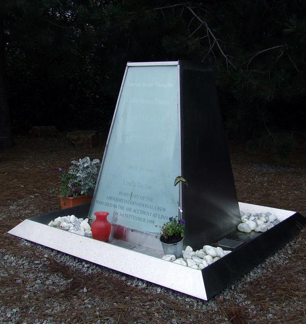 Airtours Memorial