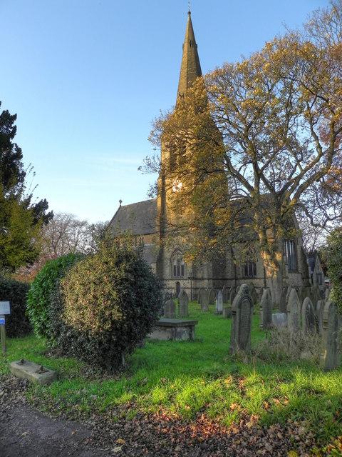 St George's Parish Church, Poynton