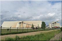 TA1914 : Factory near Immingham by Stephen Richards