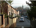 SD6627 : French Road, Witton, Blackburn by Andrew Hill