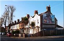 TQ1372 : Glebe Cottages, Twickenham Road by Des Blenkinsopp
