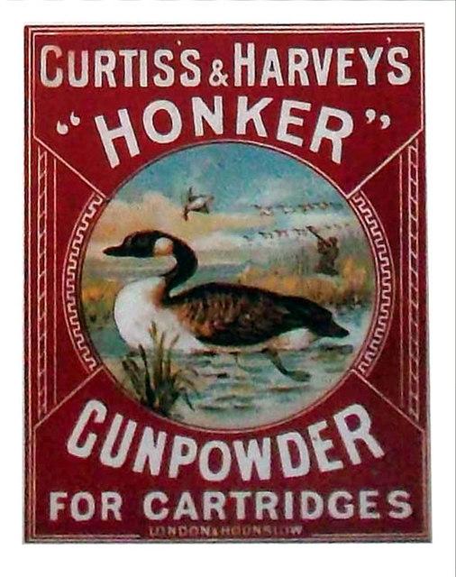 Honker Gunpowder