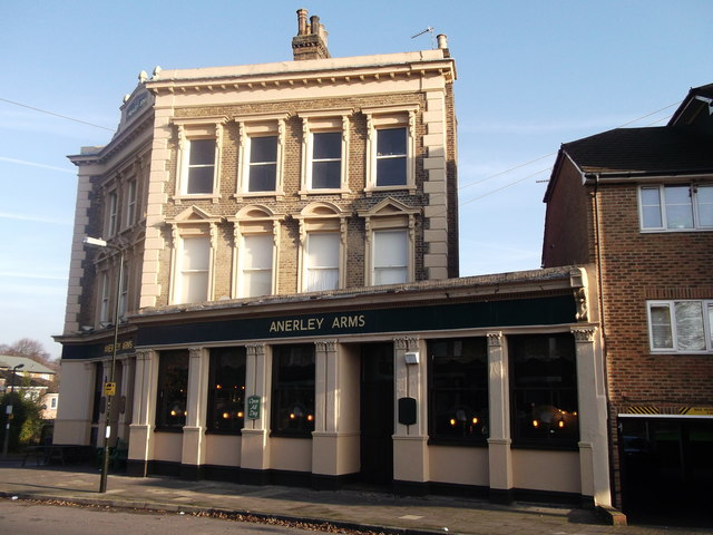 Anerley Arms, Anerley
