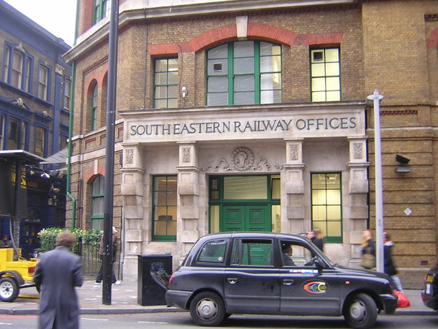 Former South Eastern Railway offices, Tooley St SE1