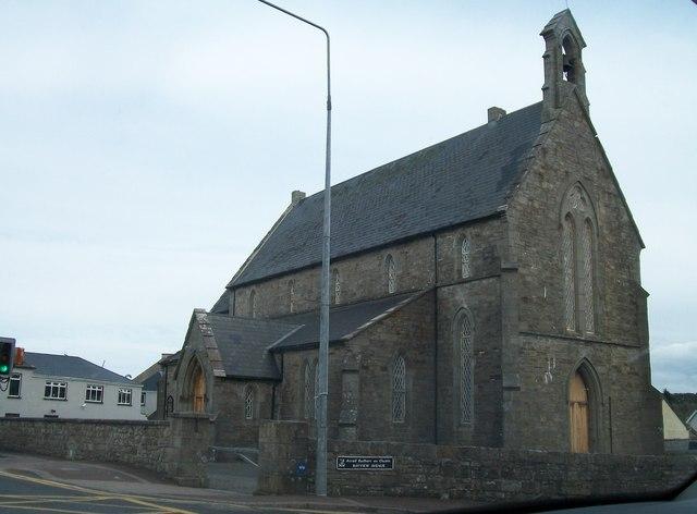 The Parish Church (CoI), Bundoran