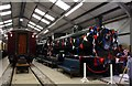 SE0335 : The railway museum at Oxenhope by Steve Daniels