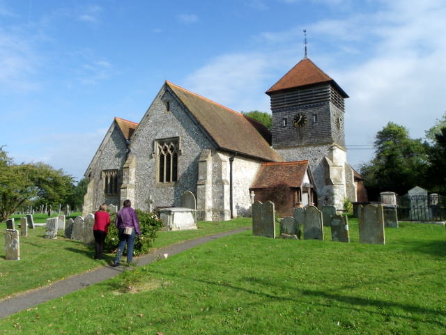 St Peter's Church, Ropley