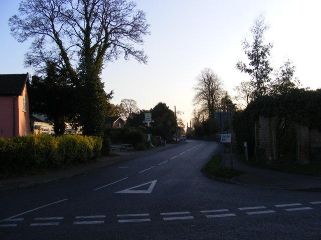 Wilby Road,  Stradbroke