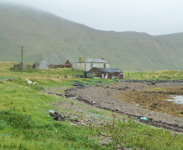 Cottages on The Taing