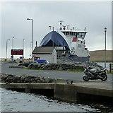 HU4376 : Dagalien - Yell Ferry, Booth of Toft by Rob Farrow